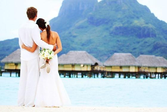 Медовый месяц на Бора-Бора