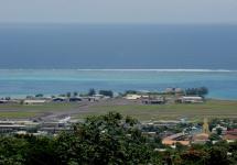 Аэропорт Фаа на Таити.