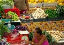 Рынок Папеэтэ.
