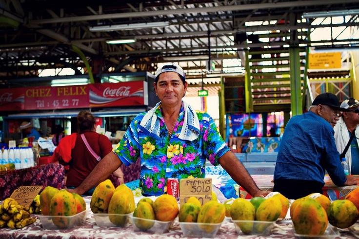Рынок Папеэтэ