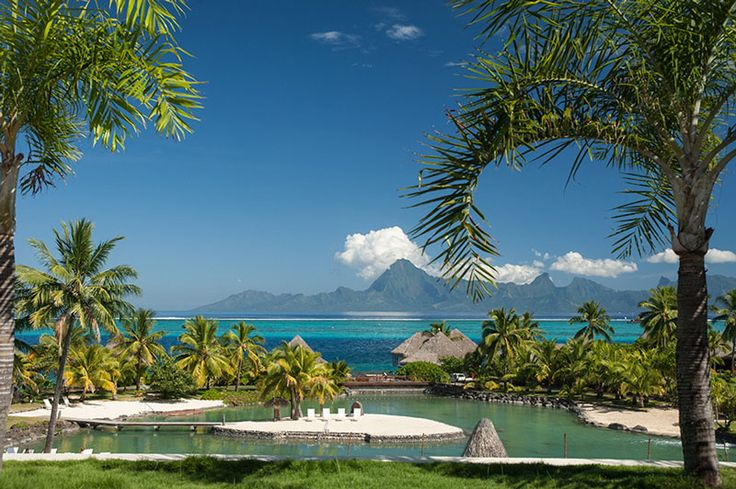 Остров Таити.